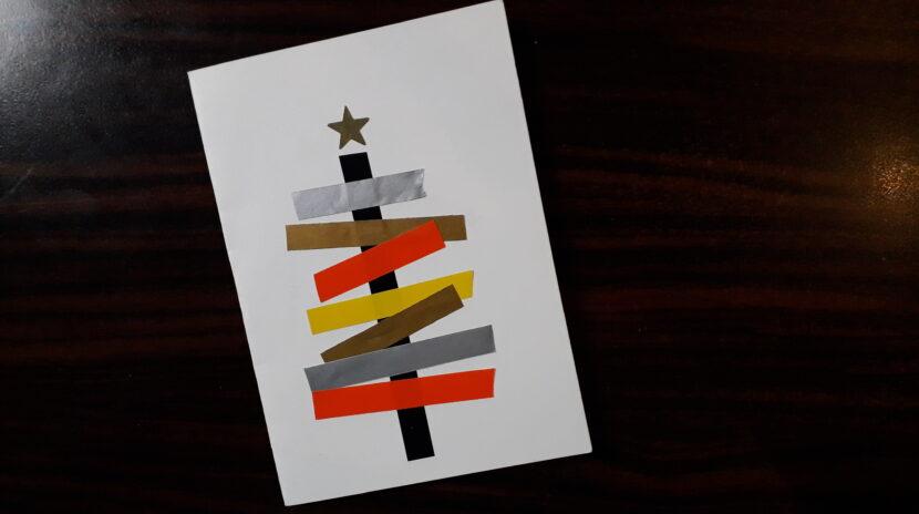 Weihnachtskarte und DSGVO